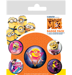Despicable me - Minions Pin 279913