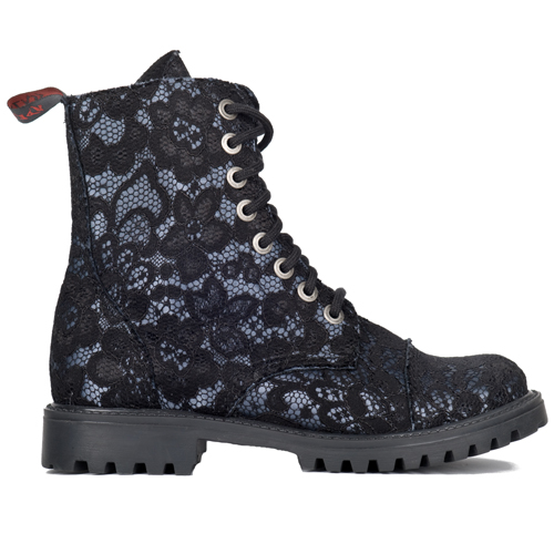 Aderlass 8-Eye Boots Lace