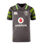 2017-2018 Ireland Vapordri Alternate Pro Rugby Shirt (Kids)