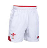 2018-2019 Wales Rugby Home WRU Supporters Shorts (White)