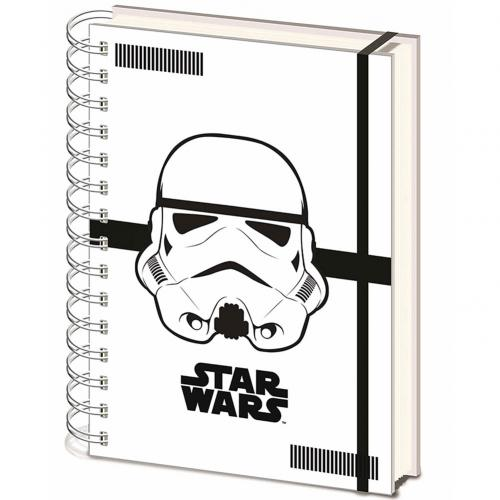 Star Wars Notebook Stormtrooper