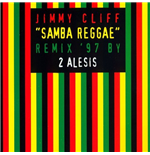 Vynil Jimmy Cliff - Samba Reggae
