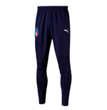 2018-2019 Italy Puma Training Pants (Peacot)