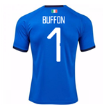 2018-19 Italy Home Shirt (Buffon 1) - Kids