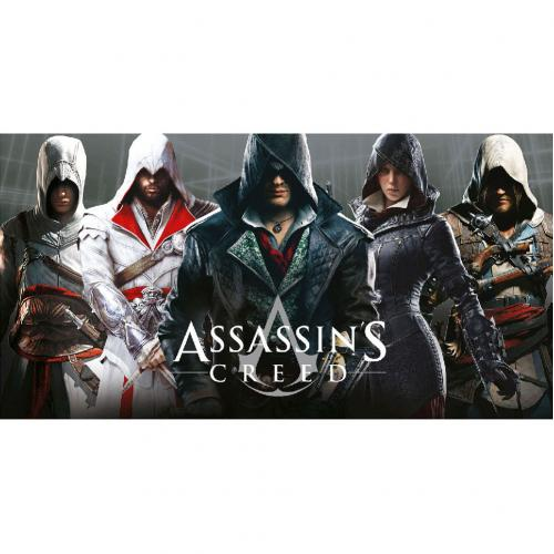 Assassins Creed Towel
