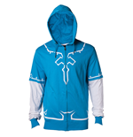 Zelda - Link's Breath Of The Wild Hoodie
