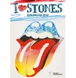 The Rolling Stones 2018 Calendar