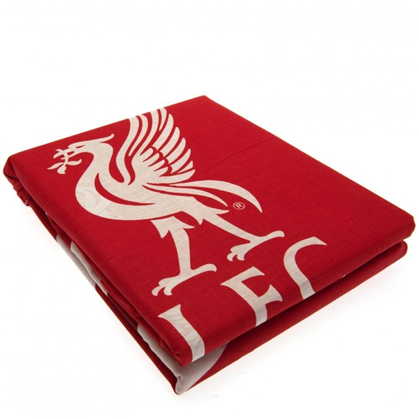 Liverpool  F.C. Single Duvet Set PL