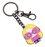 Harry Potter Cutie Collection Keychain Luna Lovegood (silver plated)