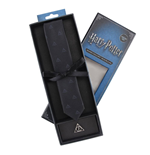 Harry Potter Tie & Metal Pin Deluxe Box Deatlhy Hallows