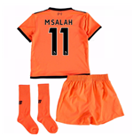 2017-18 Liverpool Third Mini Kit (M Salah 11)