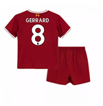 2017-18 Liverpool Home Baby Kit (Gerrard 8)