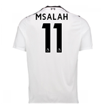 2017-18 Liverpool Away Shirt (M Salah 11) - Kids