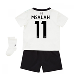 2017-18 Liverpool Away Baby Kit (M Salah 11)