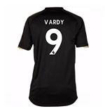2017-18 Leicester City Away Shirt (Vardy 9)