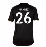 2017-18 Leicester City Away Shirt (Mahrez 26) - Kids