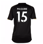 2017-18 Leicester City Away Shirt (Maguire 15)