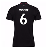 2017-18 West Ham Away Shirt (Moore 6)