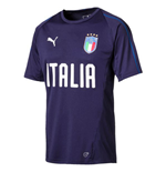 2018-2019 Italy Puma Training Jersey (Peacot) - Kids