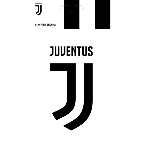 Juventus FC Wall Stickers - Small