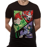 DC Comics T-Shirt Villainesses