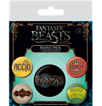 Fantastic beasts Pin 281913