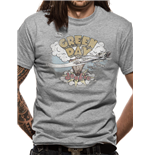 Green Day - Dookie - Unisex T-shirt White
