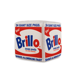 Andy Warhol - Brillo Box - Plush