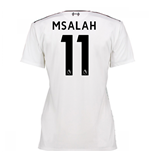 2016-17 Liverpool Away Womens Shirt (M Salah 11)