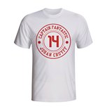 Johan Cruyff Ajax Captain Fantastic T-shirt (white)