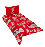 Liverpool F.C. Single Duvet Set PT