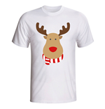 Liverpool Rudolph Supporters T-shirt (white) - Kids