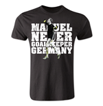 Manuel Neuer Germany Player T-Shirt (Black)