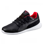 Puma Ferrari Evo Cat Mens Trainers (Black)
