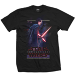 Star Wars Men's Tee: Episode VIII Kylo Pose