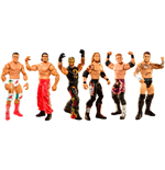 Mattel WWE Character Assorted
