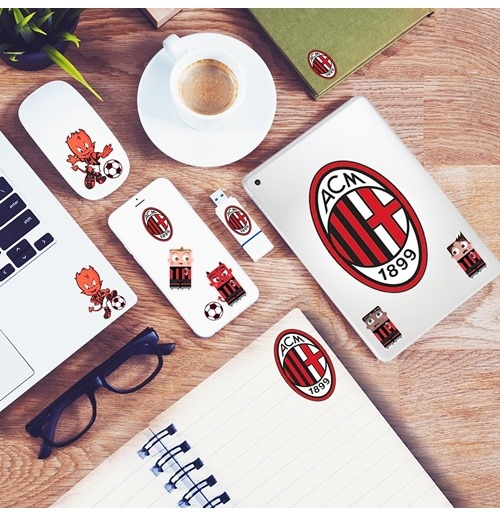 AC Milan Sticker 282191