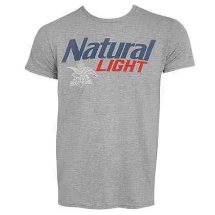 Natural Light Official Merchandise Gadgets Tshirts