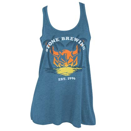 STONE BREWING CO. Established 1996 Women's Tank Top