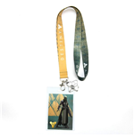 Destiny Lanyard with PVC Keychain Guardian Warlock 45 cm