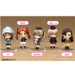 Girls und Panzer der Film Mini Figures Nendoroid Petite 7 cm Display Series 02 (6)