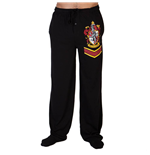 Harry Potter Lounge Pants Hogwarts Gryffindor Crest
