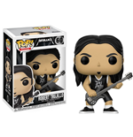 Metallica POP! Rocks Vinyl Figure Robert Trujillo 9 cm