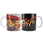 Street Fighter Heat Change Mug Honda