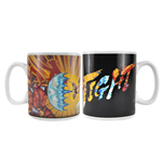 Street Fighter Heat Change Mug Bison