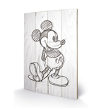 Mickey Mouse Print 282540