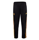 2018-2019 Belgium Adidas Presentation Pants (Black) - Kids