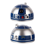 Star Wars Episode VIII Alarm Clock with Projector R2-D2