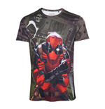 Deadpool - Dollar Bills Men's T-shirt