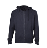 Jack Daniel's - Black Hoodie Back Embroid
